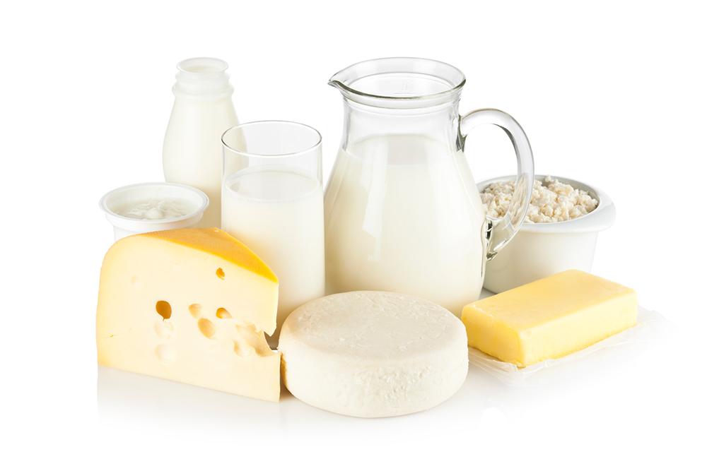 latte e prodotti lattieri caseari