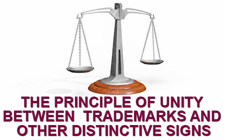The principle of unity between trademarks and other distinctive signs