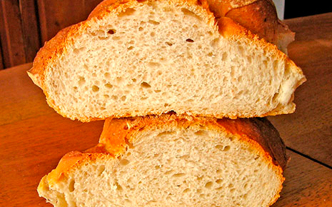 Registration of Tuscan bread as DOP