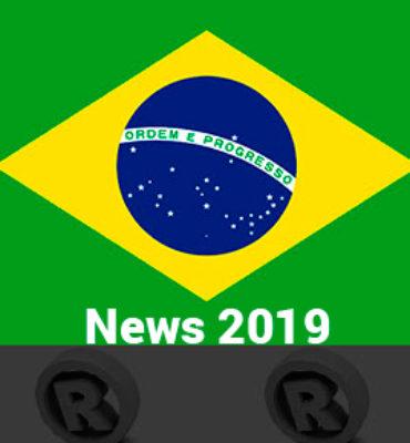 2019: il Brasile aderisce al Protocollo di Madrid